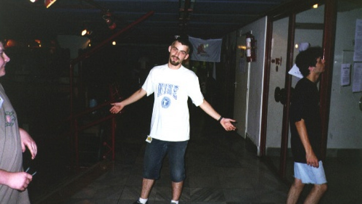Antiq party 1997