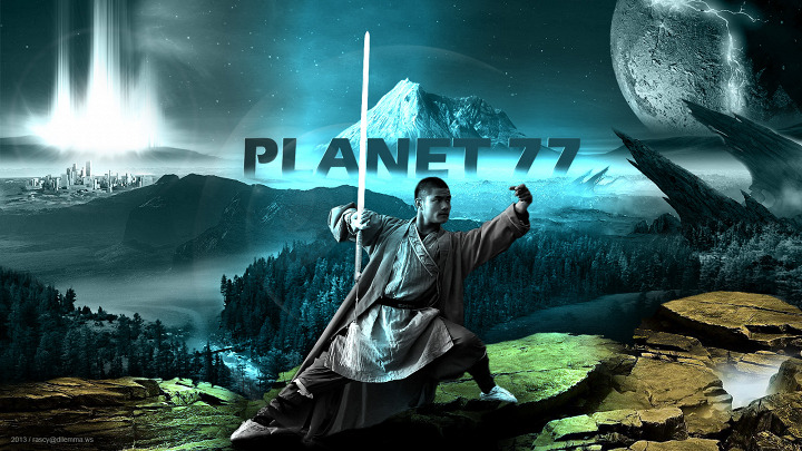 Planet 77 Freestyle graphics